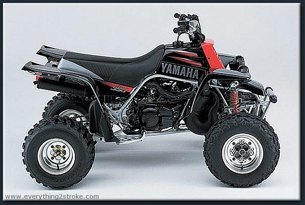 Photo Yamaha Banshee De 1987 a 2007 2003_b10