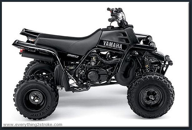 Photo Yamaha Banshee De 1987 a 2007 2004bl10