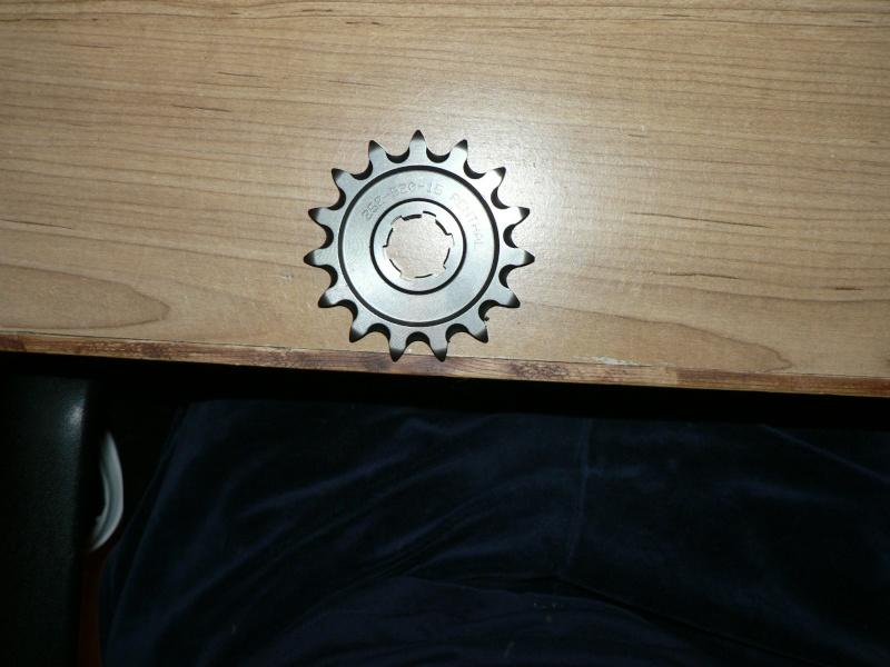 PHoTo de Mon BanShee 2001 & Modfification Gears_10
