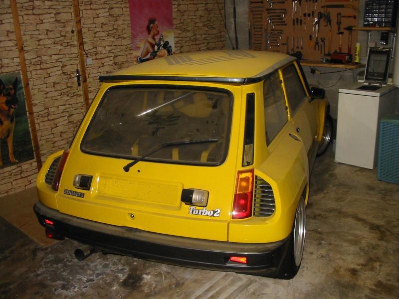 nouveau membre, proprio r5 turbo 2 jaune vue dans gti mag - Page 2 107_0710