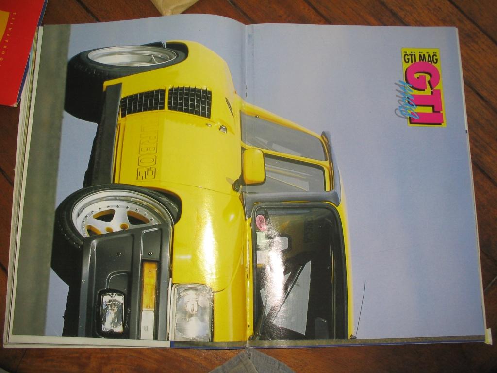 nouveau membre, proprio r5 turbo 2 jaune vue dans gti mag - Page 3 Gti_ma14