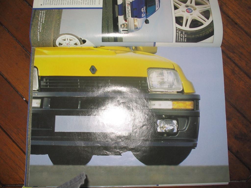 nouveau membre, proprio r5 turbo 2 jaune vue dans gti mag - Page 3 Gti_ma15