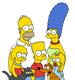 THE SIMPSONS 250px-12