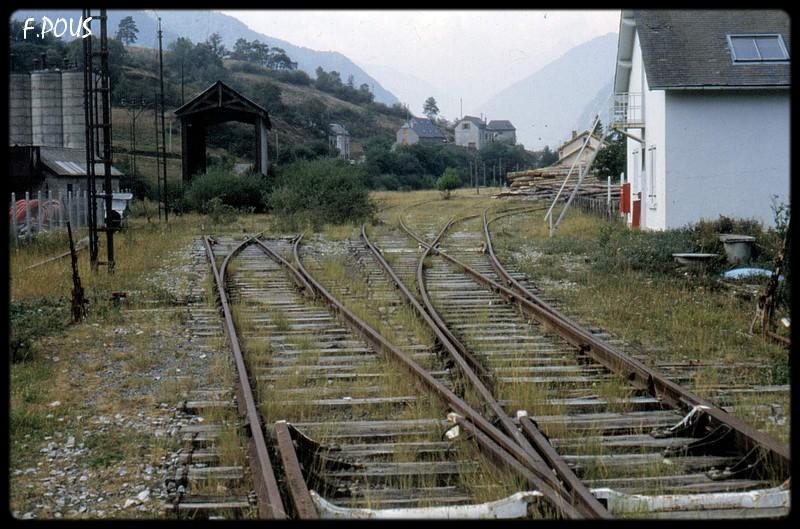 Pk 145,5 : Gare d'Arreau - Cadéac (65) Arreau10