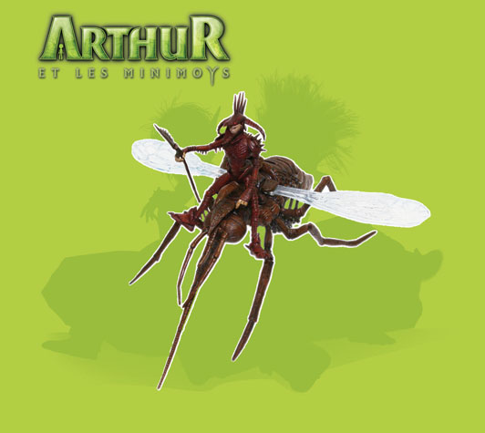 SECTAURS (Coleco) 1984 Arthur10