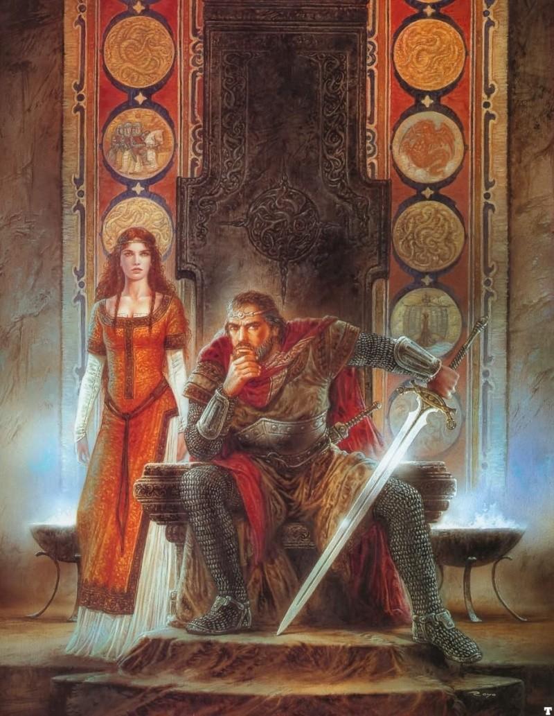 Reyes de Dhargen Meder XI y Laralice Luis_r11