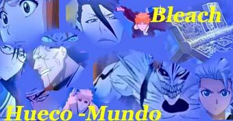 Bleach Hueco Mundo