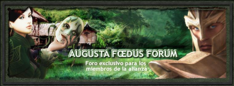 Foro gratis : Augusta Fœdus Forum - Portal Foroau11