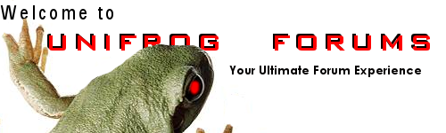 Unifrog Forums