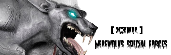 Werewolf Special Forces