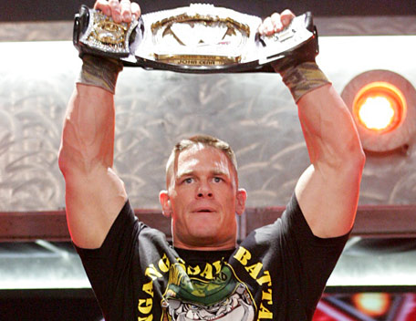 Campeones de los diferentes cinturones. 01150710
