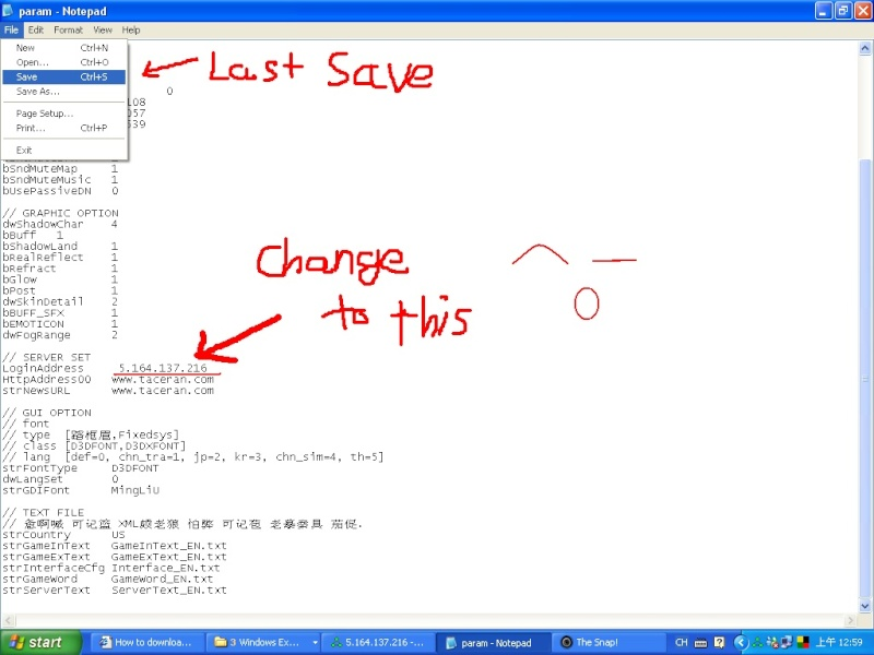 Ways to change your IP address ^^ Snap1110