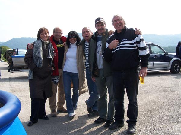 """Grand """" Marathon Silure """" sur le Rhône en septembre 2008 Midi111"""