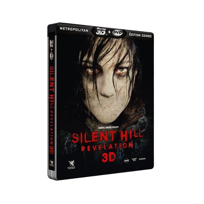 Silent Hill Revelations : Steelbook Edition 28/03/13 71hksz10