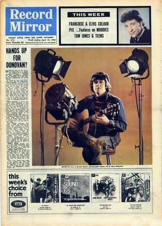 10 avril 1965 - Record Mirror Mirror10