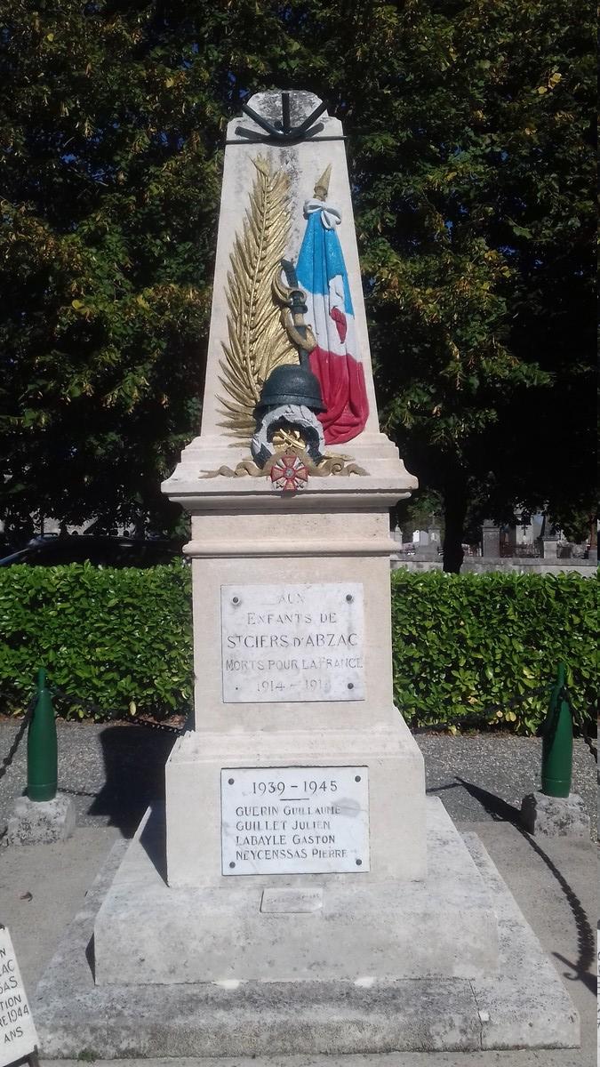 [ Histoires et histoire ] Monuments aux morts originaux Français Tome 2 - Page 8 20180816