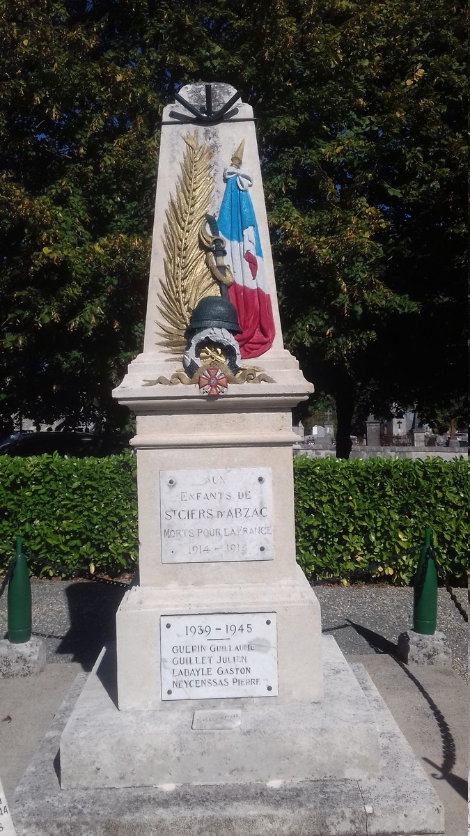 [ Histoires et histoire ] Monuments aux morts originaux Français Tome 2 - Page 8 20180817