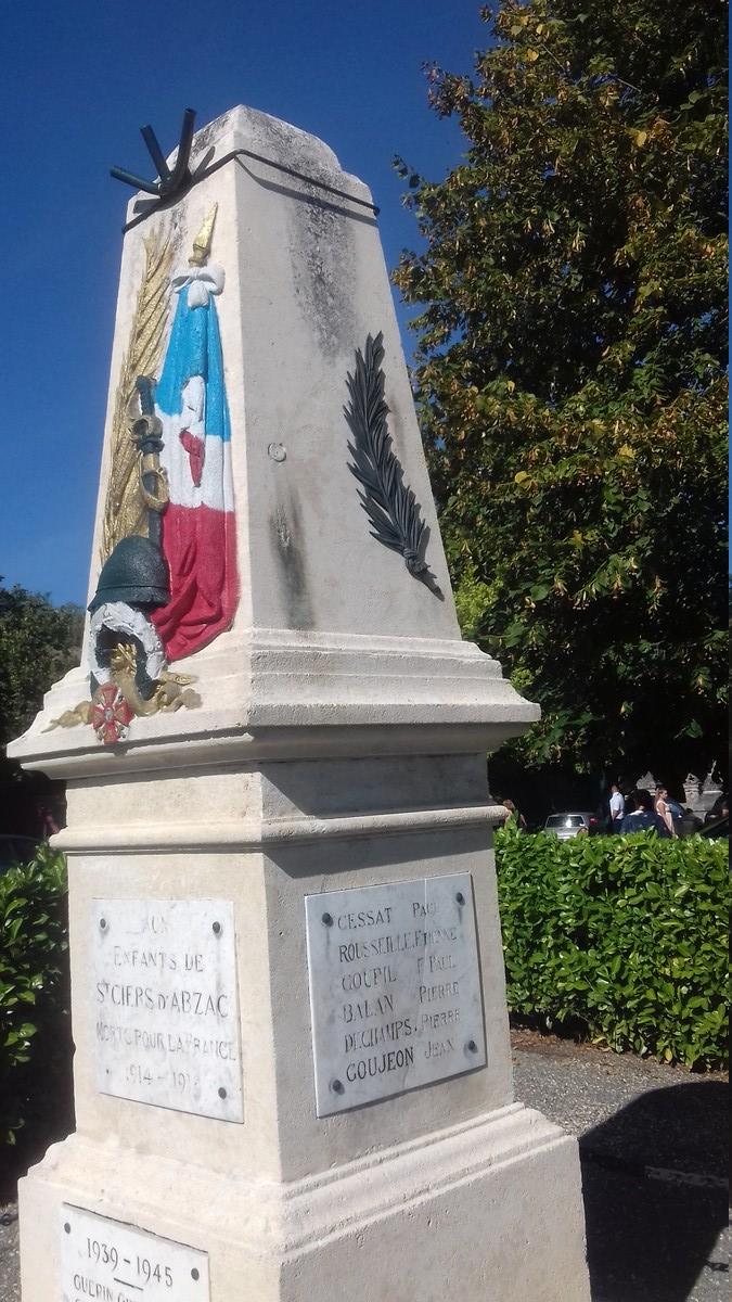[ Histoires et histoire ] Monuments aux morts originaux Français Tome 2 - Page 8 20180820