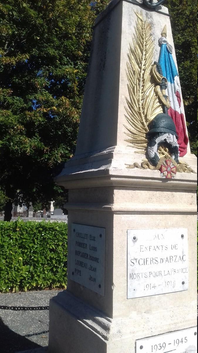 [ Histoires et histoire ] Monuments aux morts originaux Français Tome 2 - Page 8 20180822