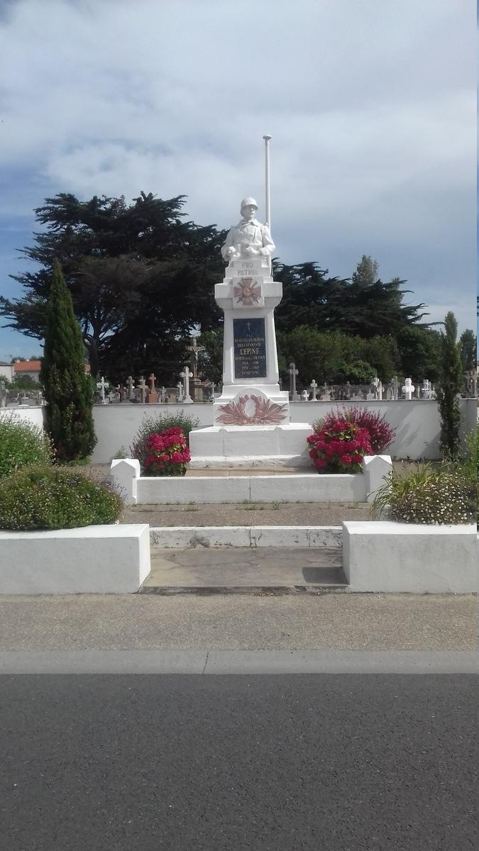 [ Histoires et histoire ] Monuments aux morts originaux Français Tome 2 - Page 16 20200710