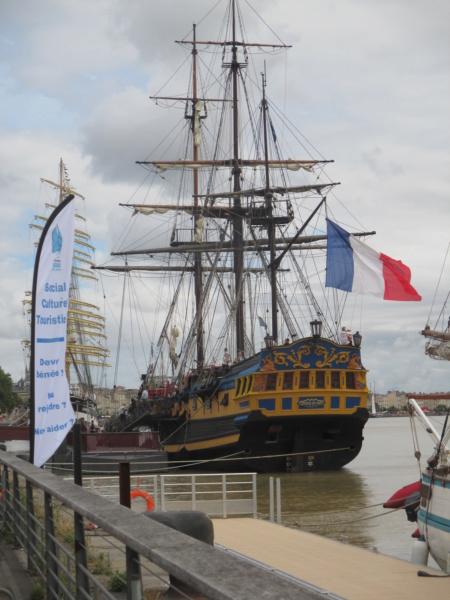 [Vie des ports] Le port de Bordeaux Etoile12