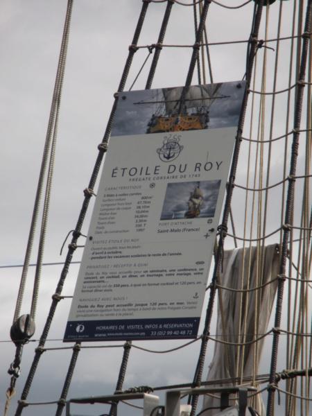 [Vie des ports] Le port de Bordeaux Etoile15