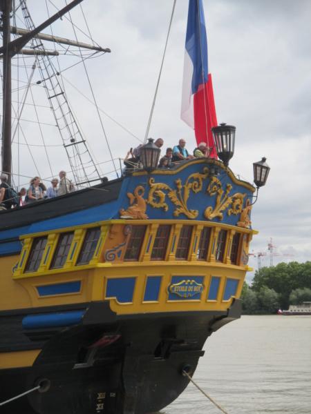 [Vie des ports] Le port de Bordeaux Etoile17