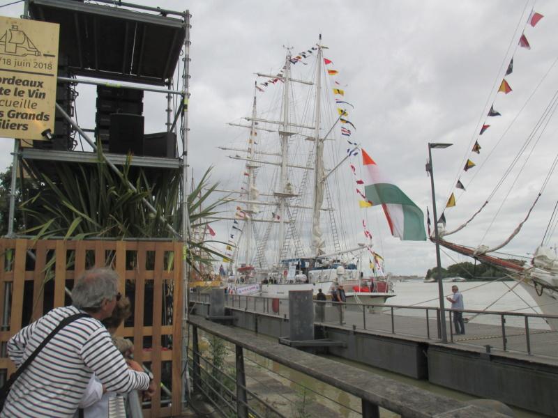 [Vie des ports] Le port de Bordeaux Tarang18