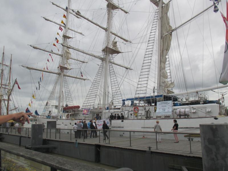 [Vie des ports] Le port de Bordeaux Tarang19