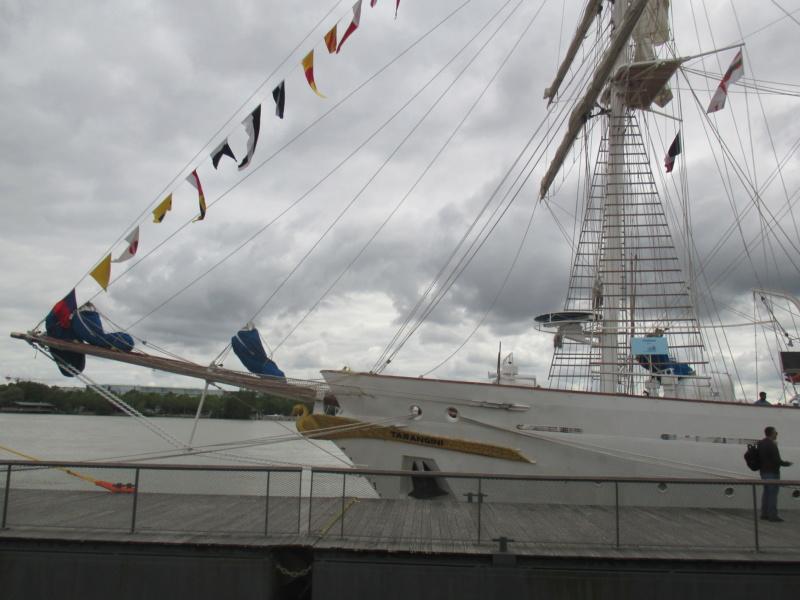 [Vie des ports] Le port de Bordeaux Tarang20