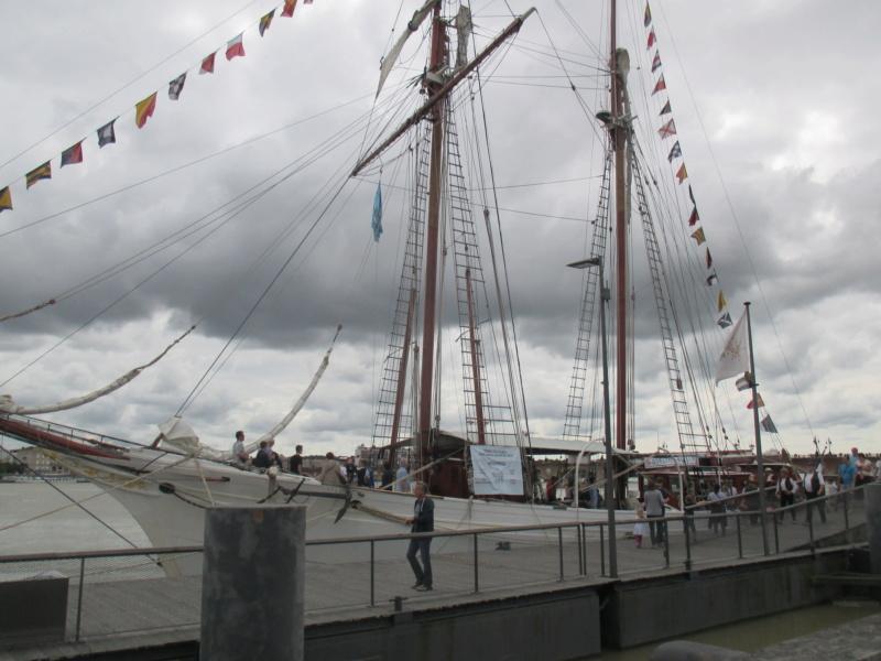 [Vie des ports] Le port de Bordeaux Tarang23