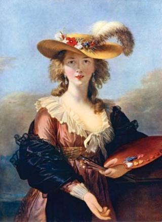 Le Fabuleux Destin d'Elisabeth Vigée Lebrun (documentaire Arte) 14941710