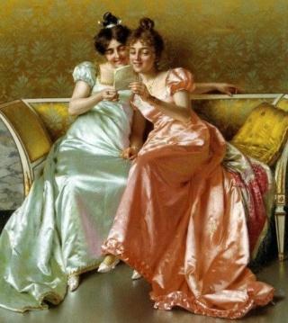 La galerie de portraits des personnages de Jane Austen 2d7da510