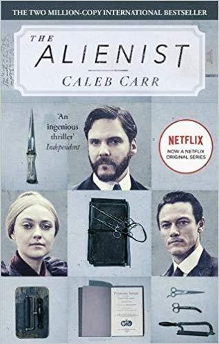 The Alienist de Caleb Carr 51yfxh10
