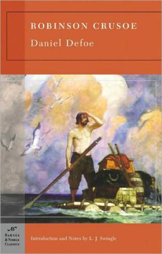 Robinson Crusoe (Daniel Defoe) 97815910