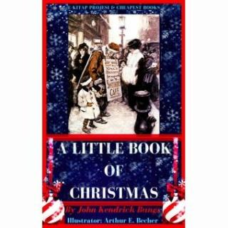 A Little Book of Christmas (John Kendrick Bangs) A-litt10