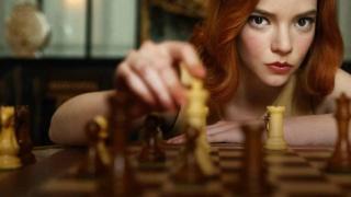 The Queen's Gambit The-qu11