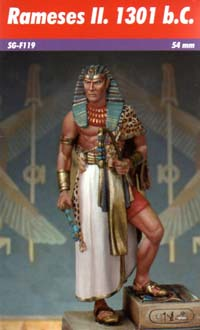 Le Ramsès d'Andrea Miniatures Ramses10