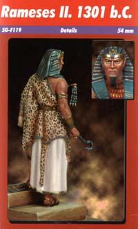 Le Ramsès d'Andrea Miniatures Ramses11