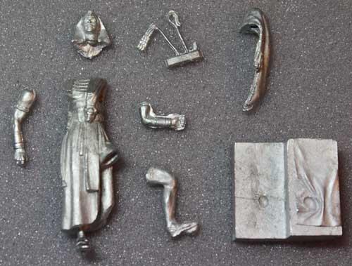 Le Ramsès d'Andrea Miniatures Ramses12