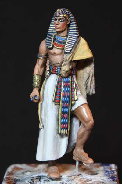 Le Ramsès d'Andrea Miniatures Ramses21