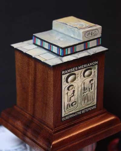 Le Ramsès d'Andrea Miniatures Ramses23