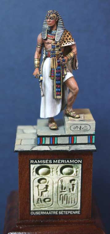 Le Ramsès d'Andrea Miniatures Ramses24