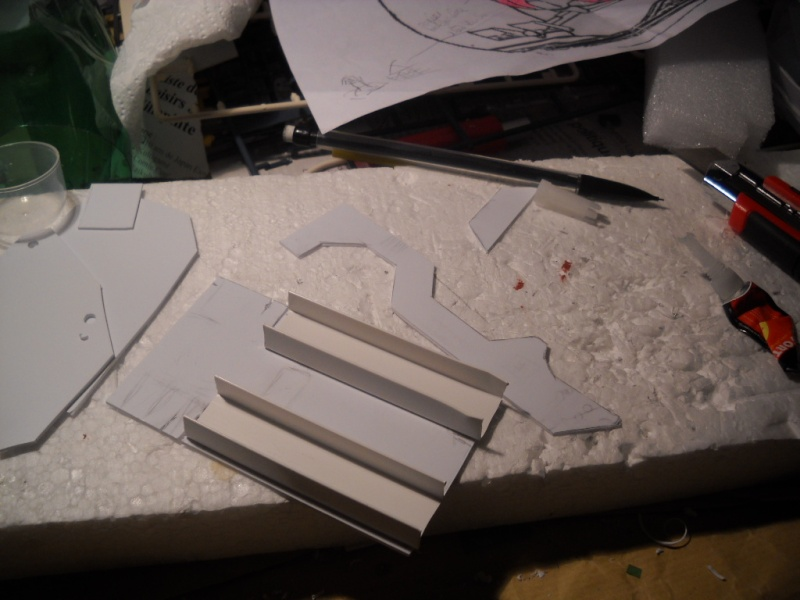 cockpit - Cockpit RX78 NT1- Alex - Christina MCenzie et Shiro amada Dscn1113