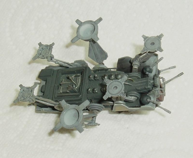 AT TE walker pour Gunship Revell 1/175 - Page 2 Dessou10