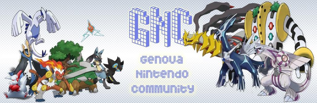 GNC - Genova Nintendo Community