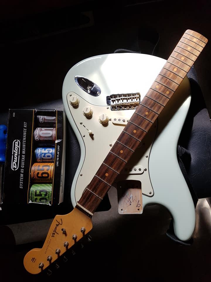 Stratocaster American Vintage Reissue 59 Strat_11