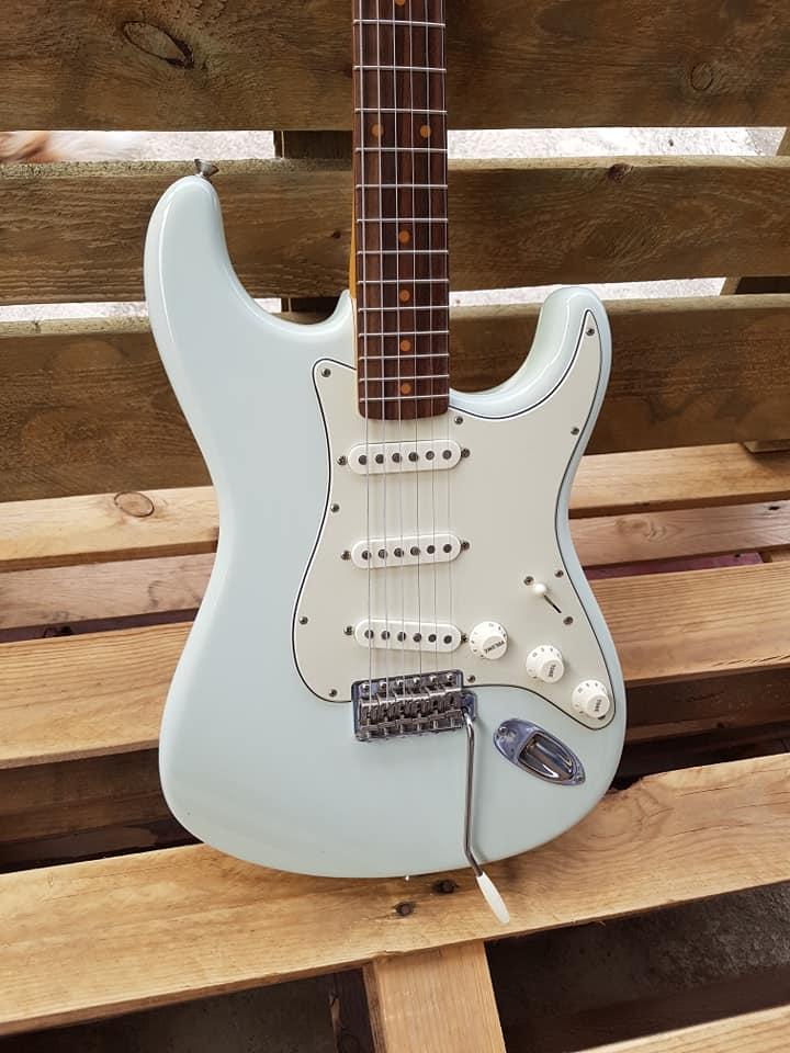 Stratocaster American Vintage Reissue 59 Strat_16