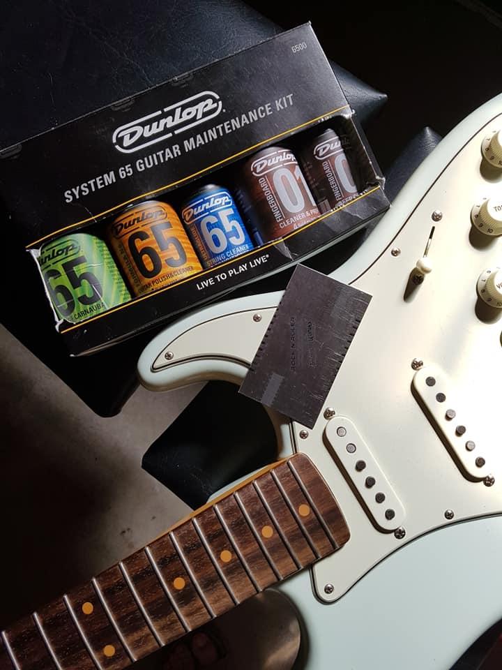 Stratocaster American Vintage Reissue 59 Strat_17