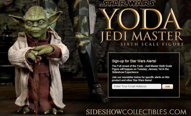 Yoda Jedi Master Sixth Scale Figure Captur11
